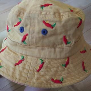 コドモビームス(こども ビームス)のキッズ秋帽子ハット54cm(帽子)