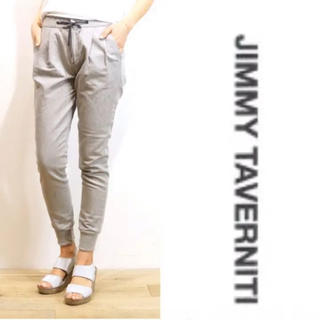 TAVERNITI SO JEANS - xs ジミータバニティ  DENIT RELAX PANTS