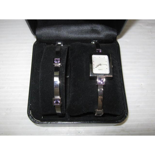 新品未使用品●レディース 腕時計&ブレスレット●1-2596の通販 by 8ミツバチダンス8|ラクマ