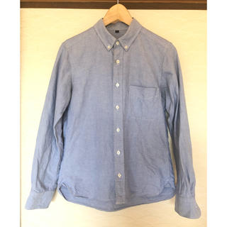 MUJI (無印良品) - MUJI 無印良品 メンズ シャツ 長袖