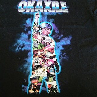 EXILE TRIBE - OKAXLE  Tシャツ