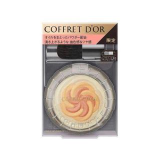 コフレドール(COFFRET D'OR)の 限定★コフレドール スマイルアップチークスN EX05 (チーク)