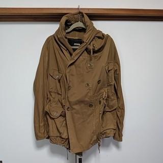 キャピタル(KAPITAL)のKAPITAL かつらぎ起毛リングコート(ミリタリージャケット)
