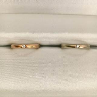 ポメラート(Pomellato)のPomellato ポメラート ルッチョレ リング K18 2.5mm 5.2g(リング(指輪))