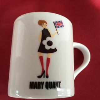 マリークワント(MARY QUANT)のマリークヮントマグカップ(グラス/カップ)