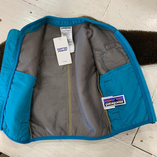 patagonia(パタゴニア)のpatagonia 12M エディションレトロX ジャケット アウターパタゴニア キッズ/ベビー/マタニティのベビー服(~85cm)(ジャケット/コート)の商品写真
