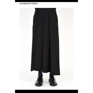 LAD MUSICIAN - LAD MUSICIAN 19SS ASYMMETRY PANTS