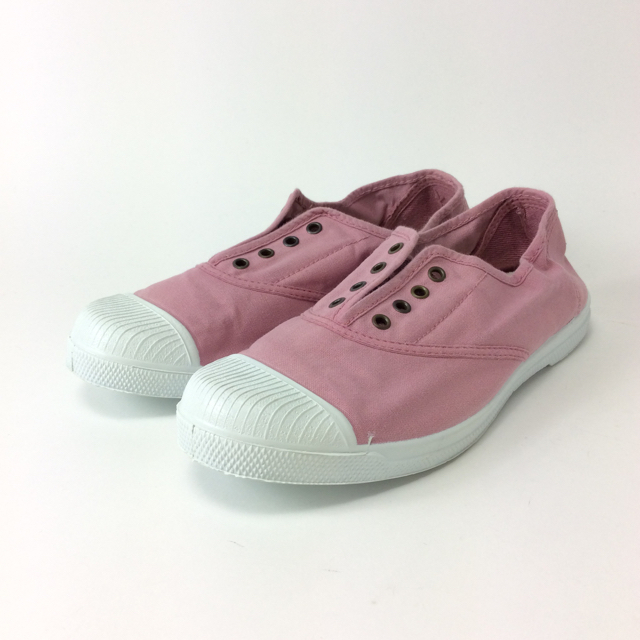 NW キャンバス スリッポン ピンク 24.0cm 1521380310 レディースの靴/シューズ(スニーカー)の商品写真