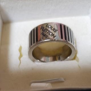 ルイヴィトン(LOUIS VUITTON)のルイヴィトンダミエブラックリング(リング(指輪))