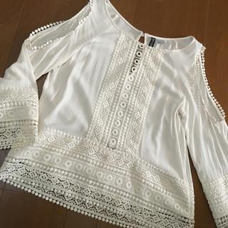 エイチアンドエム(H&M)のH&M(Tシャツ(長袖/七分))