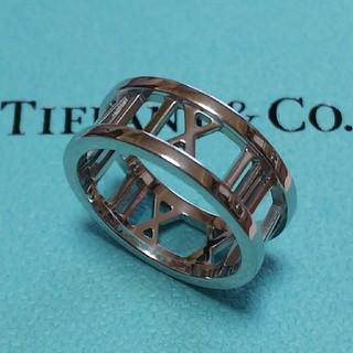 ティファニー(Tiffany & Co.)のティファニーリング/750WG(リング(指輪))