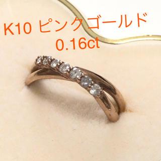 ジュエリーツツミ(JEWELRY TSUTSUMI)の【お値下げしました】ツツミ 指輪 リング(リング(指輪))