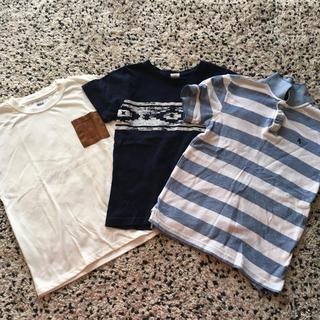 イッカ(ikka)のikka、develop、H&MTシャツ3枚(Tシャツ/カットソー)