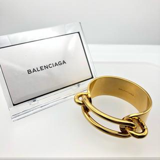 バレンシアガ(Balenciaga)のBALENCIAGA バレンシアガ バングル ブレスレット 正規品(ブレスレット/バングル)