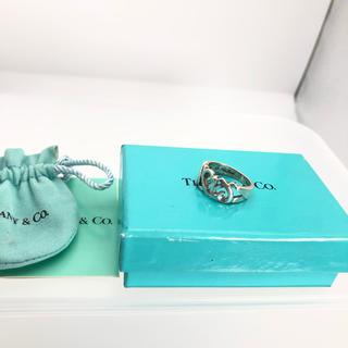 ティファニー(Tiffany & Co.)のSV925 TIFFANY ティファニー パロマピカソ ハート リング 正規品(リング(指輪))