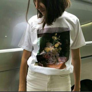 DRAWER FJURA Tシャツ/美品