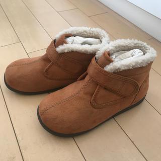 ムジルシリョウヒン(MUJI (無印良品))のMUJI 18cm ブーツ(ブーツ)