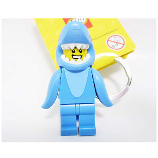 Lego - レゴ サメ キーチェーン
