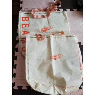 ビームス(BEAMS)のBeams ショッピングバック(ショップ袋)