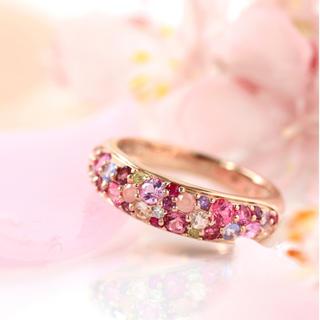 アガット(agete)のビズー  ブーケリング  bizoux (リング(指輪))