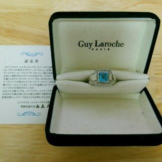 ギラロッシュ(Guy Laroche)のmiimi様専用、リングとネックレス2点(リング(指輪))