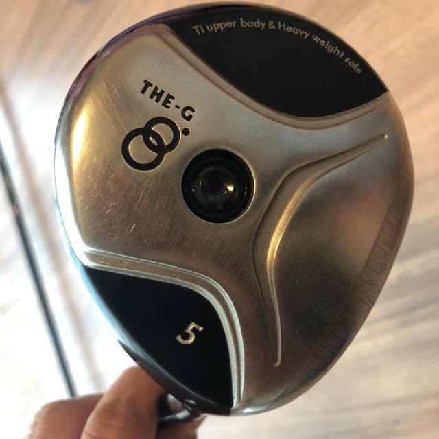 Callaway Golf(キャロウェイゴルフ)の値下げ  フライハイト THE G FW 5番 スポーツ/アウトドアのゴルフ(クラブ)の商品写真