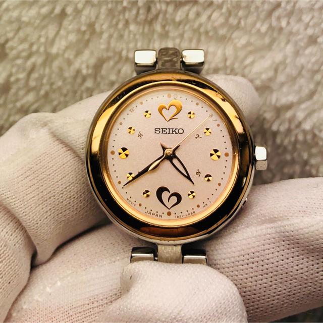 SEIKO - セイコー ソーラー電波 レディース腕時計の通販 by Y1102's shop|セイコーならラクマ