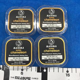 スーパー キャメロン    5lbs    4個 大特価(釣り糸/ライン)