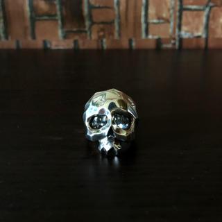 GARNI - garni skull ring 19号
