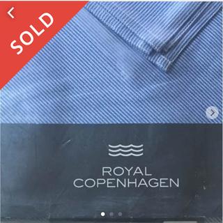 ロイヤルコペンハーゲン(ROYAL COPENHAGEN)のsold out‼️ 新品ロイヤルコペンハーゲン テーブルクロス(テーブル用品)