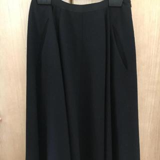 デミルクスビームス(Demi-Luxe BEAMS)の新品✨TELA ウールスカート 処分SALE(ひざ丈スカート)
