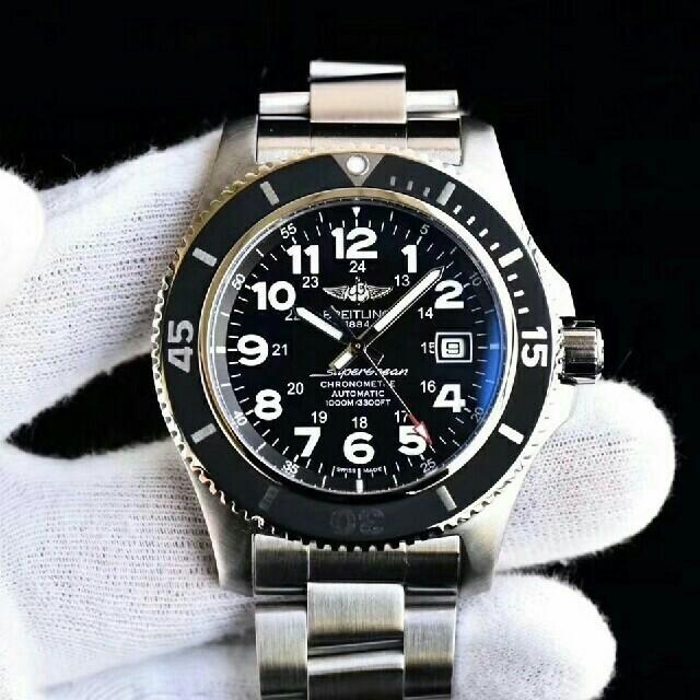 BREITLING - ブライトリング 腕時計の通販 by pontwh's shop|ブライトリングならラクマ