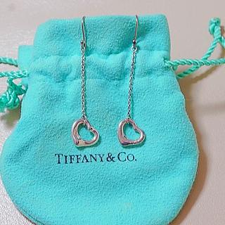 ティファニー(Tiffany & Co.)のティファニー   オープンハートピアス♡(ピアス)