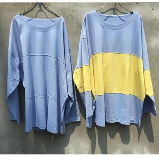 コモリ(COMOLI)のgourmet jeans(Tシャツ/カットソー(七分/長袖))