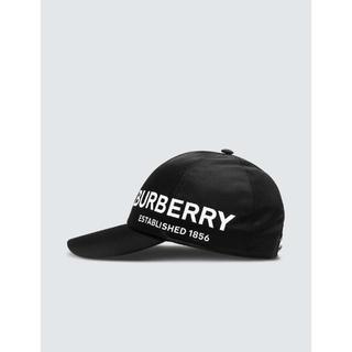 BURBERRY - 19FW BURBERRY ロゴ メッシュ ナイロンキャップ スナップバック
