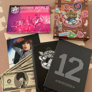 シャイニー(SHINee)のSHINEE ライブDVD 2012年12月12日発売(K-POP/アジア)
