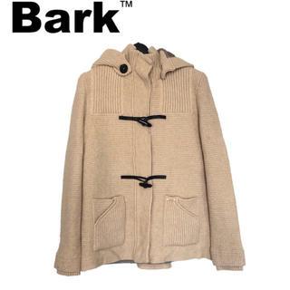 バーク(BARK)の【新品】 BARK バーク ダッフルコート 冬服(ダッフルコート)