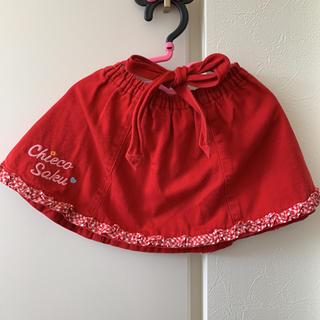 ミキハウス(mikihouse)のミキハウス チエコサク スカート (スカート)