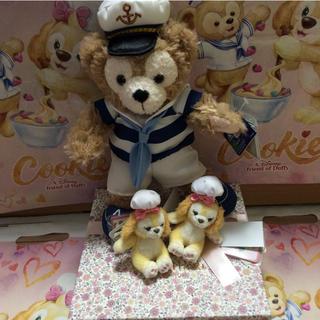 Disney - 香港ディズニー限定 ストラップ キーチェーン クッキー