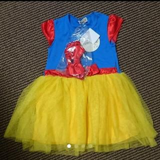 白雪姫 ドレス 100(ワンピース)