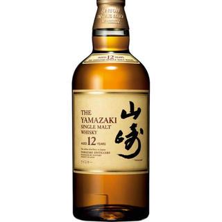山崎12 年 竹鶴 響(ウイスキー)