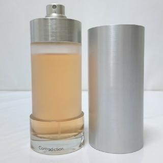 カルバンクライン(Calvin Klein)のカルバンクライン コントラディクション EDP 100ml 送料無料 女性用香水(香水(女性用))