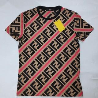 pretty nice a8af4 509ac 個性 Tシャツ FENDI フェンディ