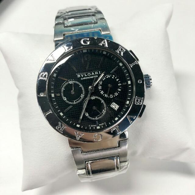 BVLGARI - ブルガリ BVLGARI ブルガリブルガリ BB38SSCH メンズ 腕時計の通販 by sfghasd's shop|ブルガリならラクマ