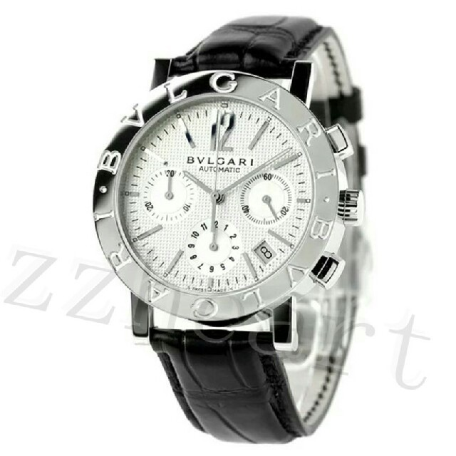 BVLGARI - ブルガリ 時計   BVLGARI ブルガリ 40mm腕時の通販 by a3's shop|ブルガリならラクマ