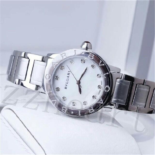BVLGARI - ブルガリ 時計 レディース  BVLGARI ブルガリ 36mm腕時の通販 by a3's shop|ブルガリならラクマ