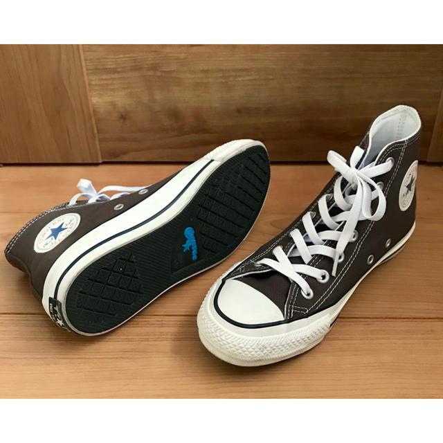 CONVERSE(コンバース)のCONVERS ALLSTAR 100colors ハイカット 焦げ茶 ブラウン レディースの靴/シューズ(スニーカー)の商品写真