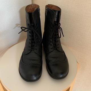 ビルケンシュトック(BIRKENSTOCK)のビルケンシュトック ララミー ブーツ 36サイズ(ブーツ)