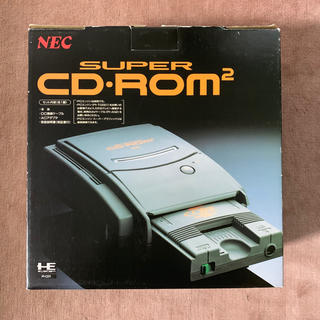 エヌイーシー(NEC)のSUPER CD・ROM2(家庭用ゲーム機本体)