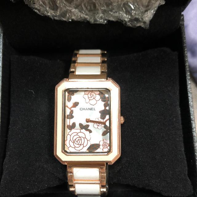 CHANEL - CHANELノベルティー時計新品の通販 by まゆみ1220's shop|シャネルならラクマ